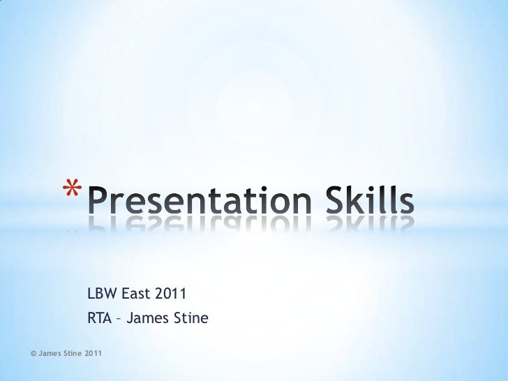 Presentation And Powerpoint Skills