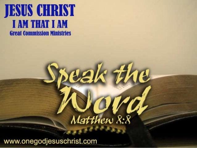 Matthew 8:8 At sumagot ang senturion at sinabi, Panginoon, hindi ako karapat-dapat na ikaw ay pumasok sa ilalim ng aking b...