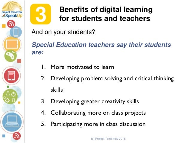the benefits and issues of digital literacy 2018-6-18  digital capabilities: the 6 elements defined  to design new research questions and programmes around digital issues/methods  digital literacy has.