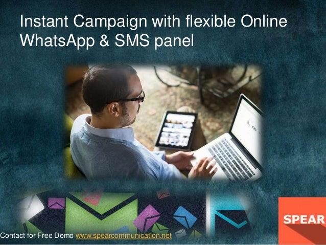 Spear communication Free Bulk SMS