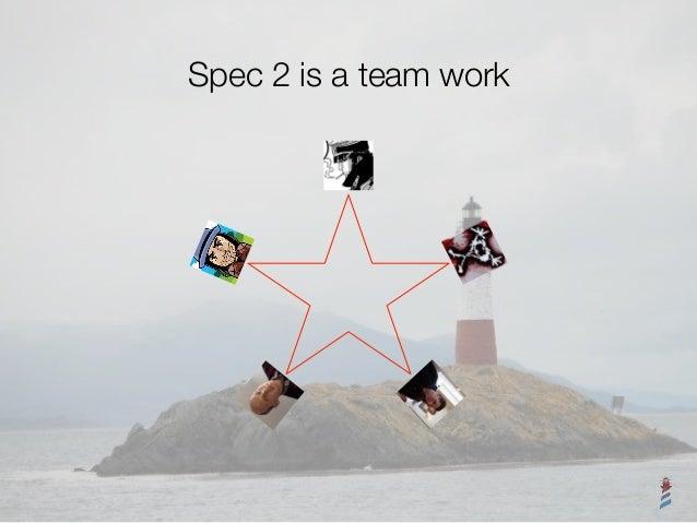 Spec 2.0: The next step on desktop UI  Slide 2