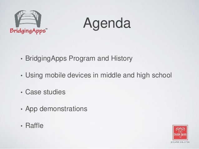 Motivation: Making Apps Work in Middle and High School Slide 2
