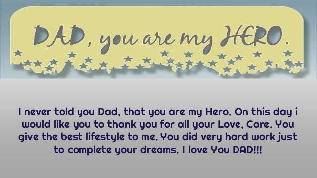 Special And Heart Touching Fathers Day Quotes 2017