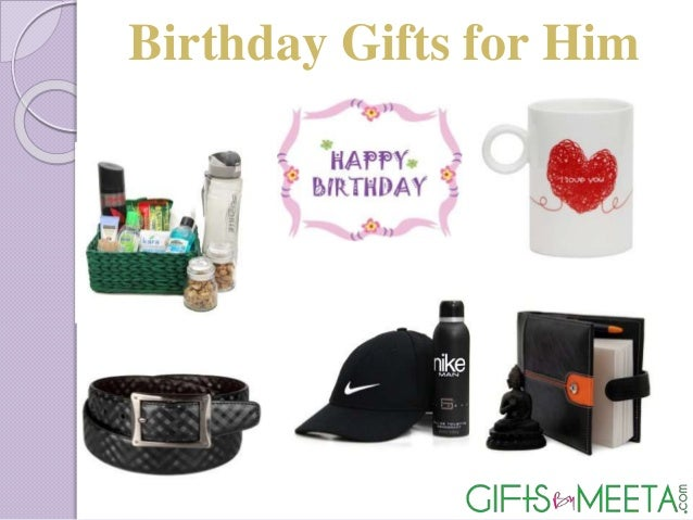 2 Birthday Gifts For Him