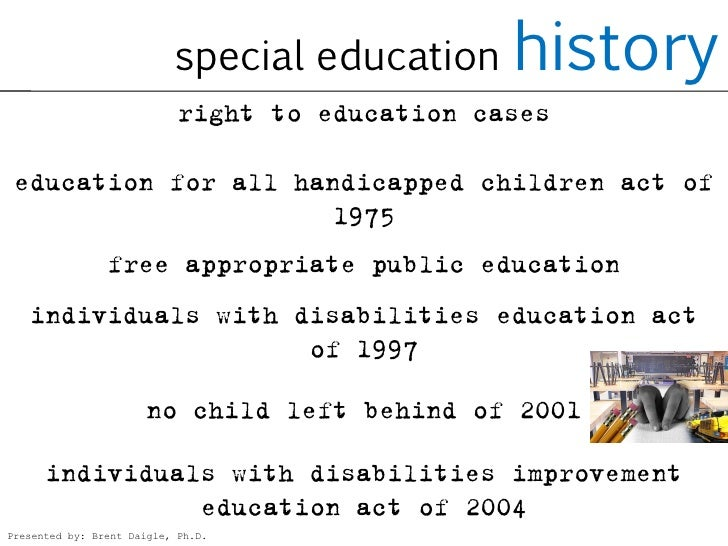 historical perspectives in special education essay Below is an essay on historical perspectives on the vietnam war from anti essays, your source for research papers, essays,  (special educational needs).