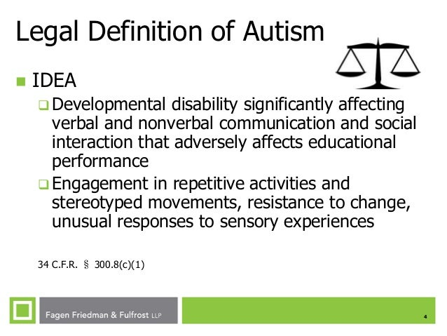 Significant Special Education Legal >> Ses Spring 2013 Special Education In The Modern Age