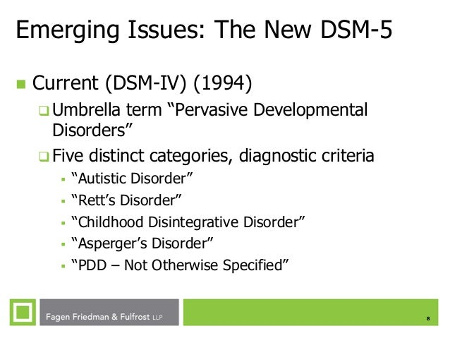 Special Education Eligibility And Dsm 5 >> Ses Spring 2013 Special Education In The Modern Age