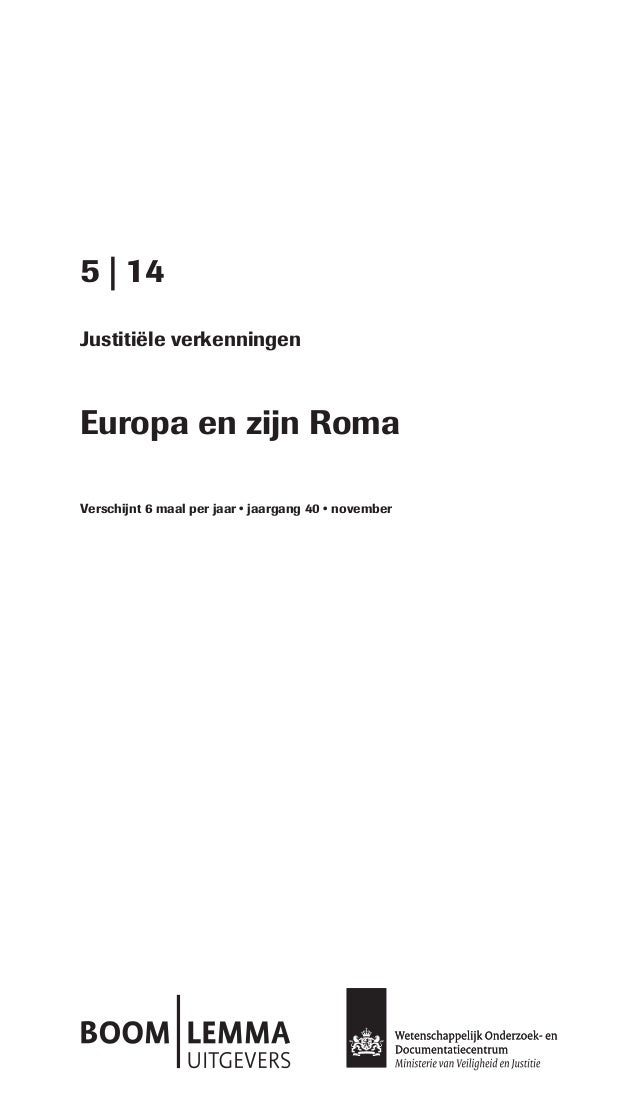 Special Europe And Roma Jv 1405 All Articles In Dutch