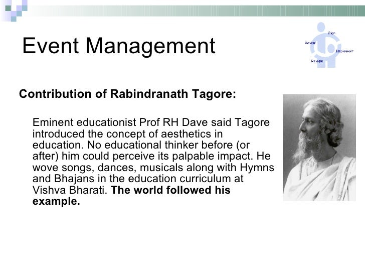 rabindranath tagores contribution to education innovation Disclosure of foreign contributions calcutta university based on the british way of education gurudev rabindranath tagore was a innovation park.