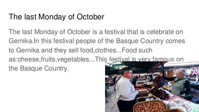 Special festivals(adrian)