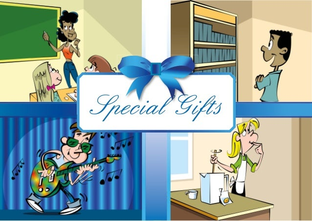 Special GiftsSpecial Gifts