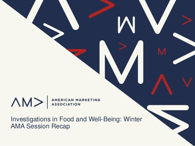 Investigations in Food and Well-Being: Winter AMA Session Recap