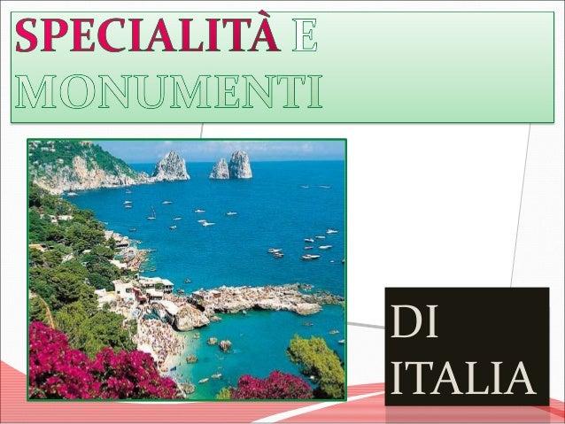 DI ITALIA DI ITALIA