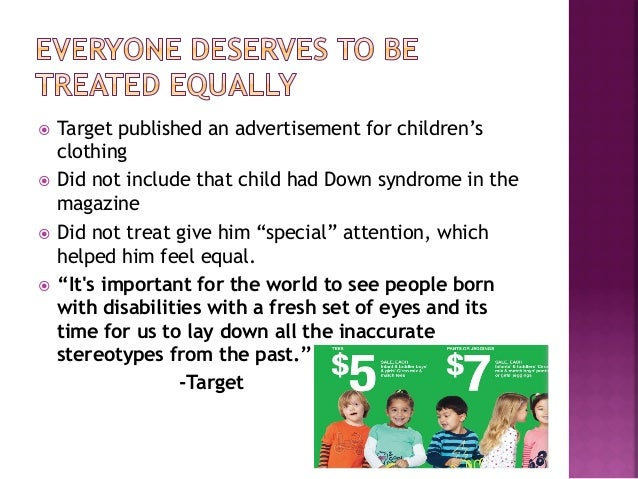 ž Children  with special needs share the same    abilities as other children.ž Enjoy going to school, and participate ...