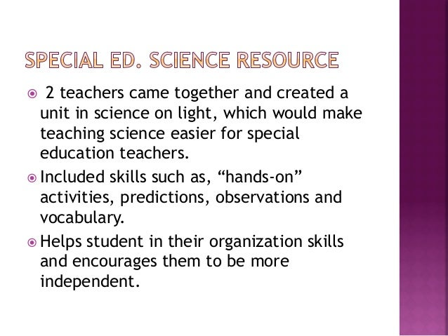 ž In     your opinion, do you think teachers can be  trusted with these children or does there  need to be more supervis...