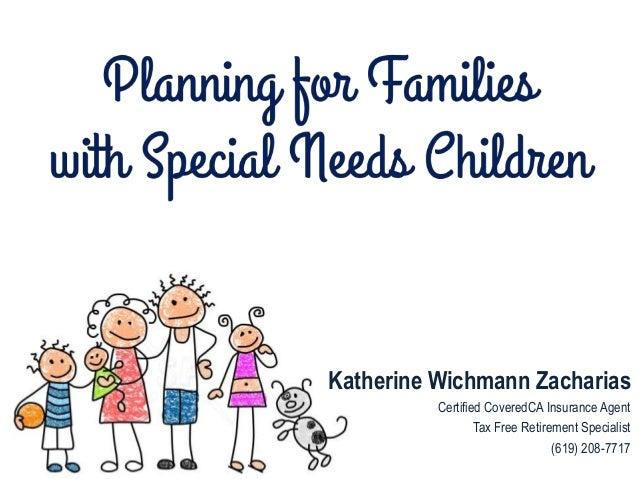 Katherine Wichmann Zacharias Certified CoveredCA Insurance Agent Tax Free Retirement Specialist (619) 208-7717