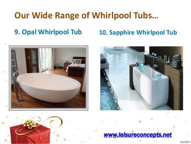 Eros Whirlpool Tub Leisureconcepts 7