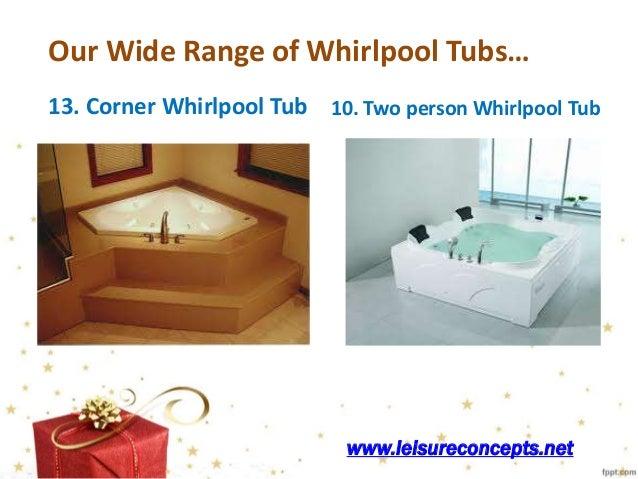 Diamond Whirlpool Tub Leisureconcepts 9