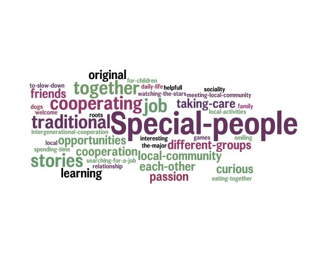 Special people Le Mat...wath does it mean?