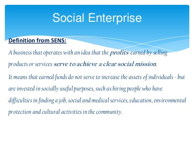 Social Enterprise in the Philippines