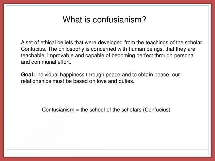 confucian teaching in today's society Confucianism: confucian censorship in japan -  formal censorship lasted from 1790-1876, during which prints had to be examined and marked by an official censor (7.
