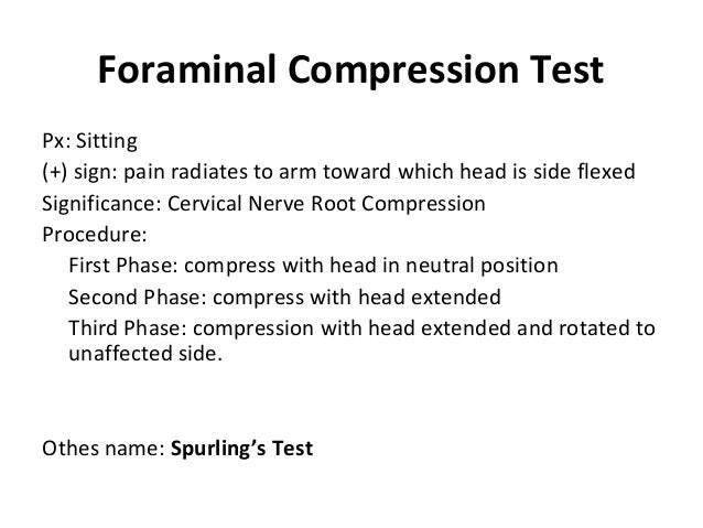 upper extremity special tests pdf