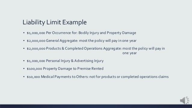 Food & Beverage Liability Insurance Slide 3
