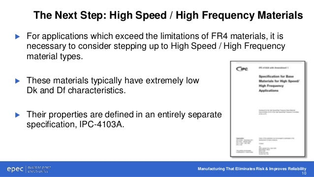 Specifying PCB Laminates to Your Performance Needs