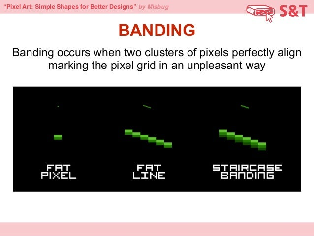Pixel Art Simple Shapes For Better Designs