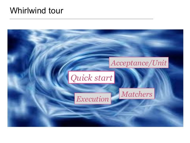 Specs2 whirlwind-tour