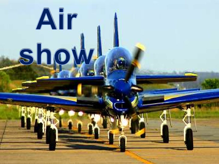 Air show<br />