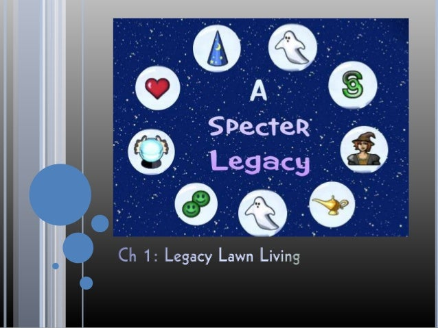 """Welcome to A Specter Legacy! """"NO - Stop! You can't make me - get off me – GET OFF!"""" I hope you've read the prologue, but i..."""