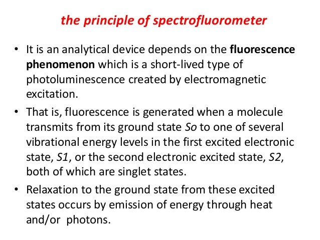 • The difference between the excitation and emission wavelengths is called the Stokes shift. • Stokes' studies of fluoresc...