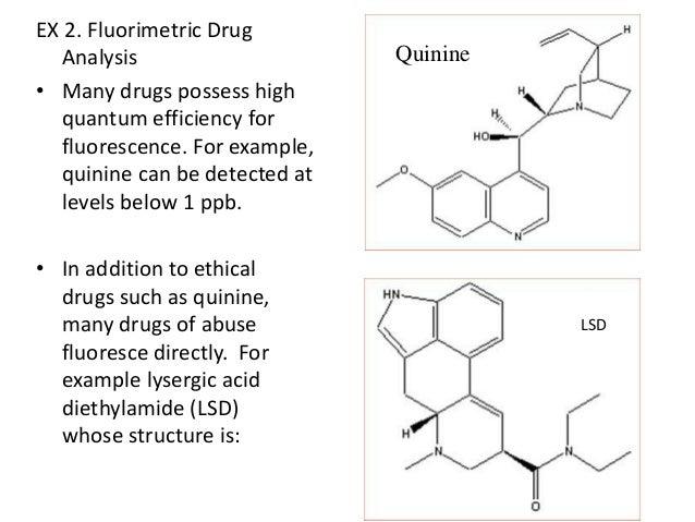 Spectrofluorimetry or fluorimetry (www.Redicals.com)