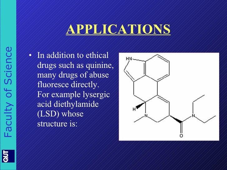 Lysergic acid diethylamide analysis
