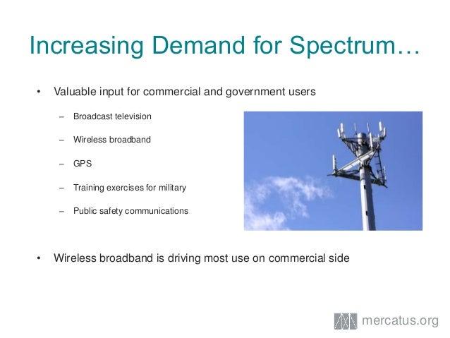 Wireless Spectrum in 2016: A Policy Update