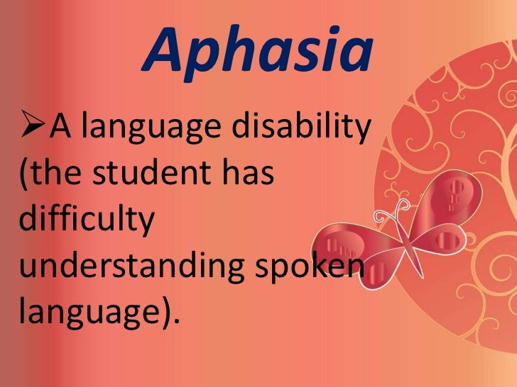 learning disability adults symptoms