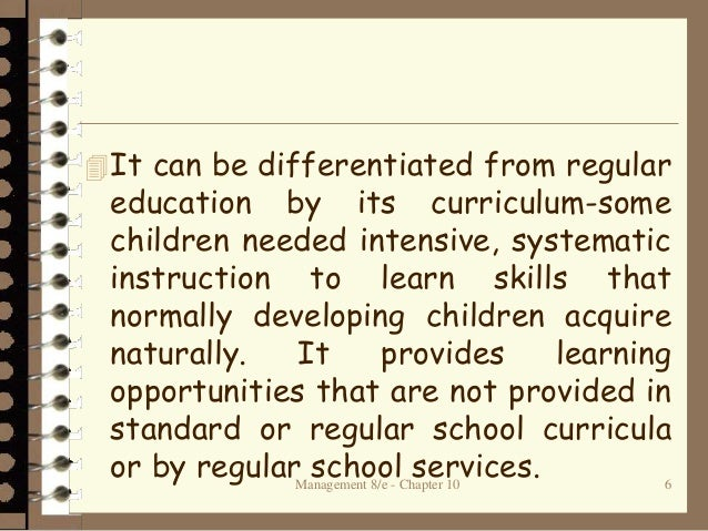 systematic instruction special education
