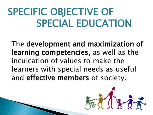 Special Education - M.Ed.