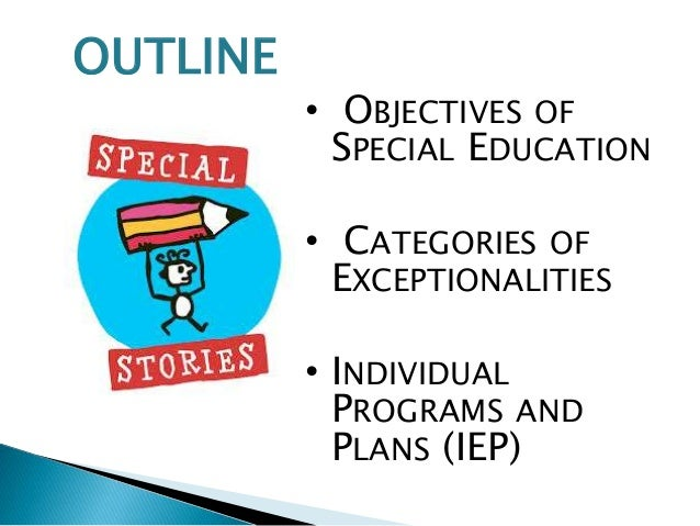 Special Education (SP ED)