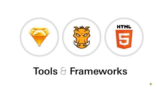 Tools & Frameworks
