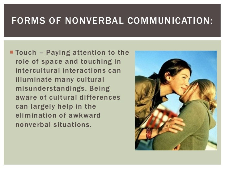 verbal and nonverbal communication between cultures Home cultures brazil cultural differences nonverbal communication   personal space refers to the distance people allow between themselves and.