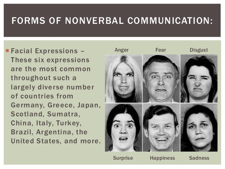 professionalism nonverbal communication and facial expressions Learn more about how to read and understand body language and facial expressions, the nonverbal signals that we use in order to communicate.