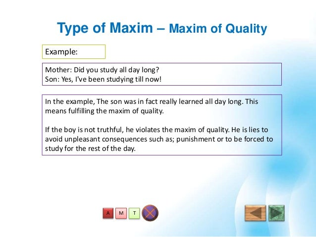 What is a maxim? Working with maxims. Ppt video online download.
