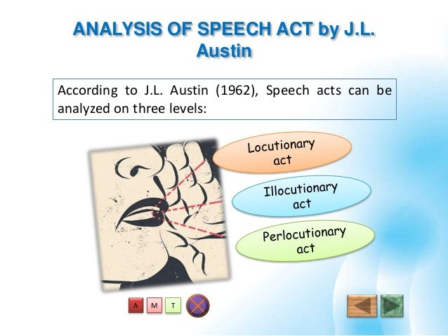 essay about speech acts In this essay we shall focus in particular on points made in the sermons of peter in chapters 2, 3, 5 and 10 and in the speech of james in acts 15.