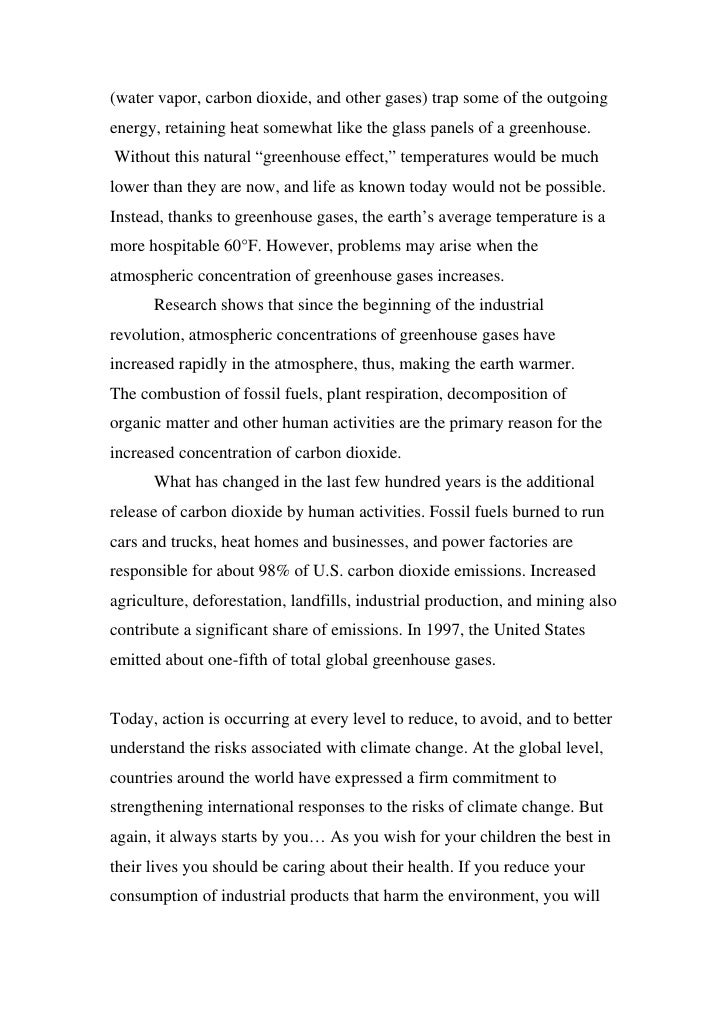 global warming essay in english madrat co global