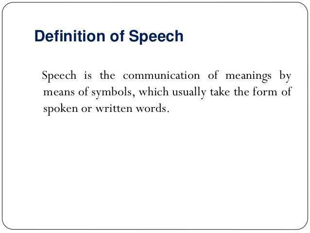 Speech disorders Slide 2