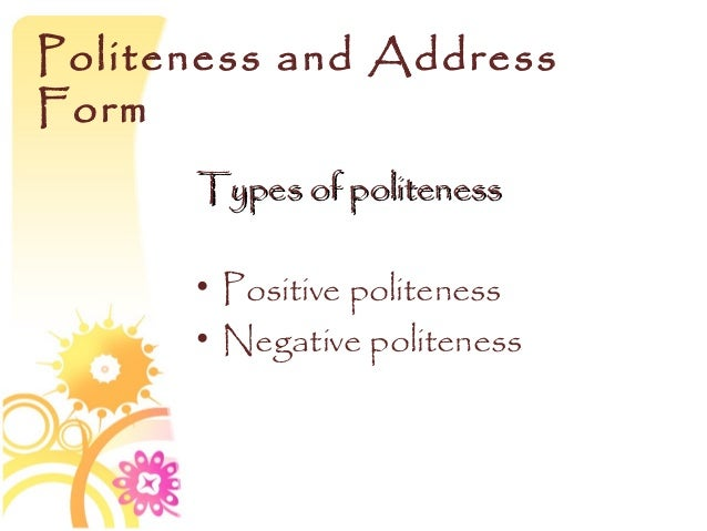 speech function  politeness and cross cultural communication