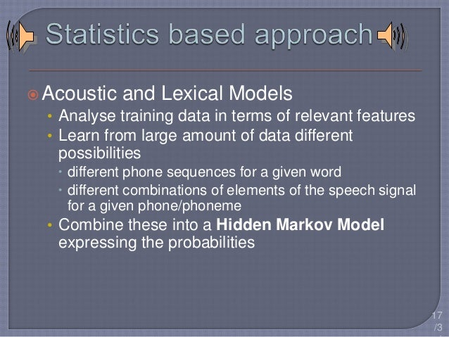HMM Advantages  • Advantages:  o Effective  o Can handle variations in record structure  Optional fields  Varying field ...