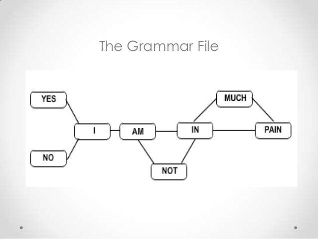 The Grammar File
